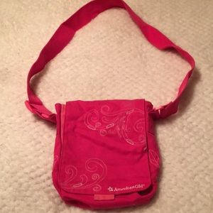 American Girl Tote Bag with ID Holder